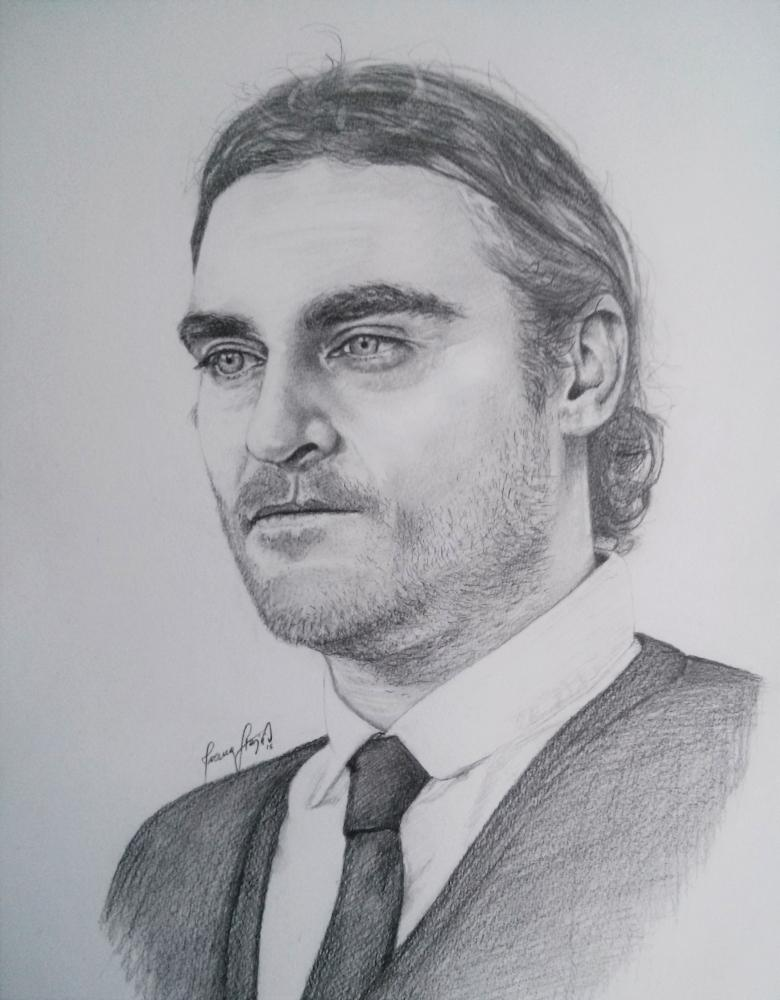 Joaquin Phoenix by penInna